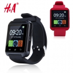 Smartwatch Bluetooth Смарт Часы A8 Наручные Часы цифровые спортивные часы для IOS Android Samsung телефон Переносной Электронный Прибор