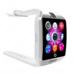 Новая bluetooth-смарт часы телефон Q18 с fm-камеры радио TF слот SIM карты для android-ios смартфон Huawei Samsung Xiaomi