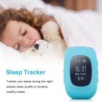Смартфон часы детей ребенок наручные часы G36 Q50 GSM GPRS GPS локатор трекер анти-потерянный Smartwatch ребенок для iOS