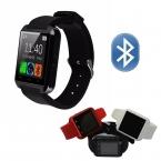 Bluetooth-смарт часы W8 цифровой спорт наручные Healty часы телефон покрова-mate для Android и IOS Iphone 5 5S SE 6 6 S Samsung всех смартфонов