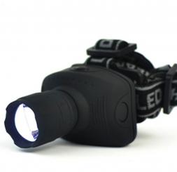 600 люмен из светодиодов фар фары фонарик фронтальная фонарь масштабируемые глава фонарик для велосипед для отдых на природе охота рыбалка
