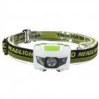 Водонепроницаемый 4 режима 600Lm R3 2 из светодиодов фар 3 ааа фонарь супер-яркий фары с повязка на голову для кемпинга туризм