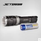 Origial JetBeam RRT-2 кри U2 из светодиодов тактический фонарь для кемпинга охоты рыбалка тактический ж / 18650