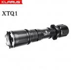 Кларус XTQ1 800 люмен XM-L2 U2 LEDTactical фонарик факел with18650 аккумулятор