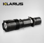 Кларус XT10 из светодиодов фонарик 470 Lumens нью-cree XM-L T6 из светодиодов 3 режим мини-тактический водонепроницаемый фонарь с 18650