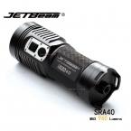 1 компл. оригинальный JETBEAM SRA40 кри XM-L2 из светодиодов 960 lumens из светодиодов фонарик ежедневно факел совместимость с 4 * AA