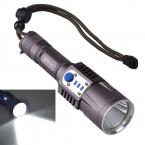 Singfire SF-349 cree-xml U2 1000LM 5-Mode ультра-яркость из светодиодов w / USB аккумуляторная светодиодным фонариком 1 * 18650