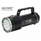 Archon DG90 аккумуляторная подводные погружения факел кри SST-90 2200lm 200 м водонепроницаемый ручка дайвинг с 6 X 18650