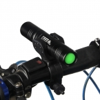 Большие скидки велосипед аксессуары 360 поворотный велосипед свет Luces из светодиодов Bicicleta из светодиодов фонарик кронштейн держатель факел клип