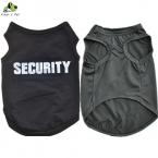 Мода кота собаки любимчика симпатичные безопасности жилеты футболка одежда летнее пальто пагги костюмы одежда для собак Высокое качество прямая поставка