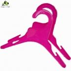 Красный собака вешалка для одежды любимчика вешалка для одежды 2 шт./лот оптовая продажа высокое качество собака Acessories бесплатная доставка