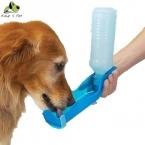 Посуда PP стеклянные кот питьевой фонтан автоматический пэт диспенсер фидер двойной собака автоматическая купели пластиковая бутылка