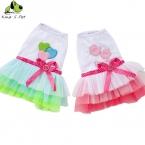 Одежда для маленких собак и кошек, юбка. Размеры XS S M L XL XXL
