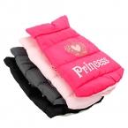 Теплую одежду Pet одежда милый одежда щенок пальто зима собака одежды одежда 3 размеры 4 цвета