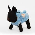 Симпатичные стежка мультфильм малый одежды собаки животное Costum животных переодевания щенок свитера собака толстовка хлопка одежды собаки XS-XL