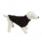 Свитер собаки с алмаз зимой свитер держать потепление щенок кошка шерстяные зимней одежды 4 размеры бесплатная доставка товаров для домашних животных