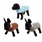 Оптовая продажа Домашняя кошка одежда зима теплая толстая маленьких собак дрель костюм шаль пальто милый одежду для собак продукты для животных