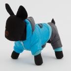 Высокое качество собак хлопок одежда клевера картины четыре фута щенок кот хлопок одежда 4 размеры S-XL бесплатная доставка товары для животных