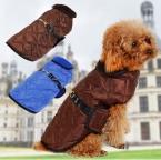Оптовая продажа цены Зима собака хлопка одежда для собак любимая одежда маленькая собака щенок пальто швейной продукции для животных
