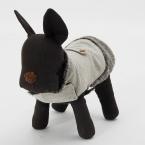 Маленький средний домашних собак супер теплое зимнее пальто одежда шерстяной одежды воротники Pet куртка стикер щенок верхняя одежда S-XL