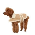 Горячая распродажа одежды собаки собака овечьей шерсти костюмы цвета одежды ткань замши 5 размеры бесплатная доставка оптовая продажа большой собачка