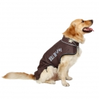 Большие домашнее животное собака одежда зима тёплый одежда Snowsuit для большие собаки Cat одежда домашнее животное куртка пальто с липучка большой размеры
