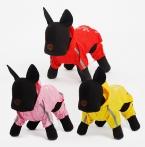 3 цветов зима собакой мода собаки щенок свободного покроя водонепроницаемая куртка одежда собака кошка одежды fi B дизайн балахон