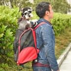 Пэт многоцелевой тележки мешок домашних собак и кошек , чтобы путешествия с щенок плечи сумка открытый портативный пакет дышащий CatCarrier