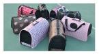животное мешок переносная собака перевозчик слинг сумка складной щенок кошка вентиляции продукт любимчика S / M / L цвет случайный товаров для домашних животных