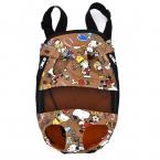 домашних собак рюкзаки груди пакет животное мешок портативный сумки дорожные открытый щенок пакет груди