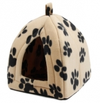 Новые прибытия Pet питомник супер мягкий FabricDog кровать принцесса дом укажите для щенков собаки кошки с лапой-бесплатная кама пункт Cachorro горячая