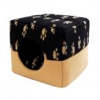 Домашних собак многофункциональный дом кровать щенок питомник теплые собачка диван кошка гнездо котенок коврик S / M для малого-среднего собака товаров для домашних животных