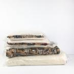 Маленький средний большая собака домашняя кошка мультфильм симпатичные питомник теплая постель собака подушки зима теплая сгущает мат обивка дом уютная мягкая S-XL