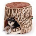Собака кровать конура зима теплая деревья форма собаки питомника мягкий сгущать щенок кошка дивана корзина диван кровать коврик для домашних животных