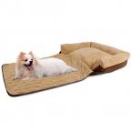 Собака диван Pet / Cat мягкий теплый Pet забавный кровать собака подушка щенок диван 3 разъемы способа Useages