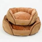 Высокое качество люкс классический стиль собака кровать щенок подушки собака дома для домашних животных мягкий теплый питомник собак мат одеяло товары для животных S / M