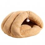 Зима теплая мягкая кошка матс кошка игрушка шары висячие кошкин дом котенок спальный мешок щенок чихуахуа йоркширский Pet маленькая собака кровать