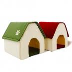 Новинка стиль питомец питомник супер мягкий FabricDog кровать принцесса дом укажите для щенков собаки кошки с лапой-бесплатная горячая распродажа