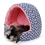 Зимой толстые теплая хлопок кровать собаки собака дом питомник симпатичные мягкие подходит питомец щенок кошка Cusion высокое качество товары для животных