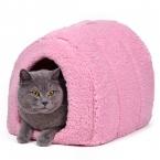 Сладкий стиль кошка кровать маленькая собака питомника дом любимчика котенок домой щенок подушке коврики диван кошка гостиной Pet место для сна
