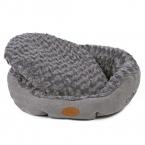 супер уютный кровать собаки вокруг дом любимчика мягкий теплый толстый кровать щенок питомник лапа стиль со съемными Pet подушке коврики