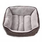 Роскошная кровать собаки зимой теплый толстый коврики собак Pet подушка очень мягкий домашних животных кровать для маленьких собак щенок питомник котенок диван