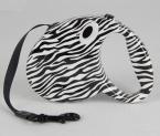 собаки любимчика продукта убирающимся поводок камуфляж леопардовым принтом зебры - полоска прекрасный образец 3 м длинные