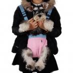 Aibo Животное Мягкая Кожа Груди Пакет Животное Мешок Собака Рюкзак Переносная Сумка Egregiousness Мешок Для Домашних Животных