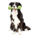 """Любимые игрушки собаки игрушки узел игрушки фиолетовый и оранжевый 8.3 """" играть забавная игрушка бесплатная доставка 3 цветов"""