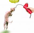 Приход домашних животных продуктов передатчик для подготовки простой в использовании научить щенок ловкость обучение игрушечная собака золотой собак 3 цветов товаров для домашних животных