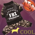 лучший пэт собаки осень зима 4 стиль S-XXL комбинезон пальто куртка для малого-среднего любимчика продукта