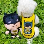 Лучший pet Одежда Для Собак Жилет Супермен капитан человек-паук Продукт Любимчика Для Собак Pet Одежда Одежда Весна Лето собака одежда