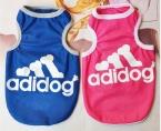 бросился собака одежда Vwata мода стиль апорт одежда собака летом Spril одежду пальто жилет рубашка для домашних животных dogr