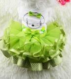 собак Pet юбка платье три цвета конфеты лучший прекрасный юбка для домашних собак XS sml XL